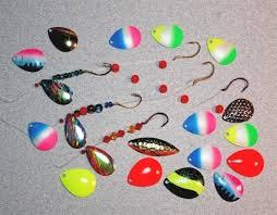 walleye spinners