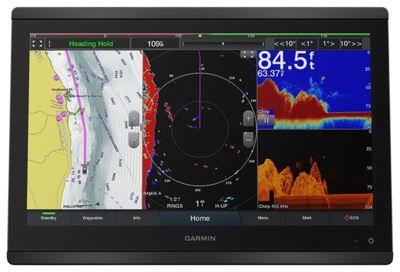 garmin mapping sonar for finding walleye